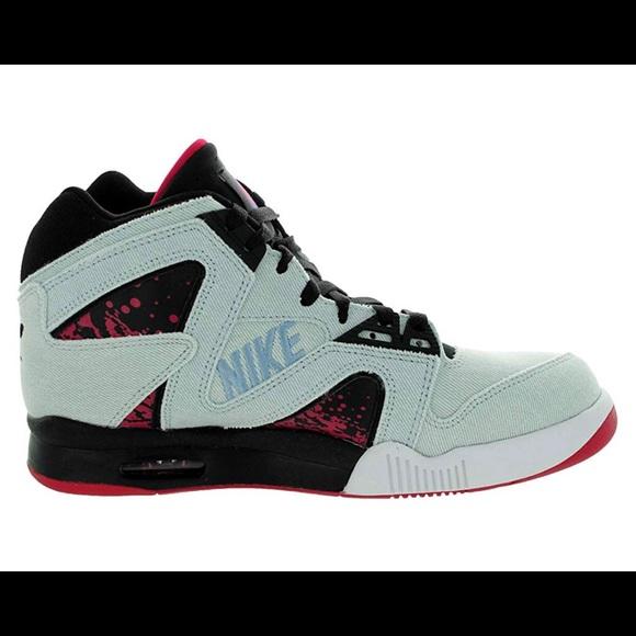 new concept 875f6 d53e7 Nike Shoes | Air Tech Challenge Hybrid Denim | Poshmark